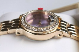 Charter Club Women's Gold-Tone Bracelet Watch 31mm 10025060BX in Gift Box NEW image 2