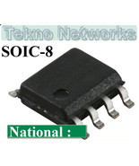 National -  LM337LMX 1.2V TO 37V 100mA Adjustab... - $1.49