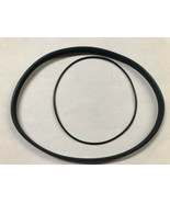 New Set of (2) Replacement BELTS for use with Akai MAIN Reel to Reel 173... - $16.81