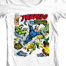 The Torpedo t-shirt marvel comics retro vintage 1970's 1980's graphic tee image 2