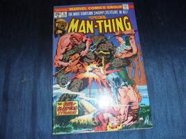 """MAN-THING # 6 * June 1974 * Mike Ploog Artwork! F/VF *  """"Soul-Seekers St... - $10.00"""