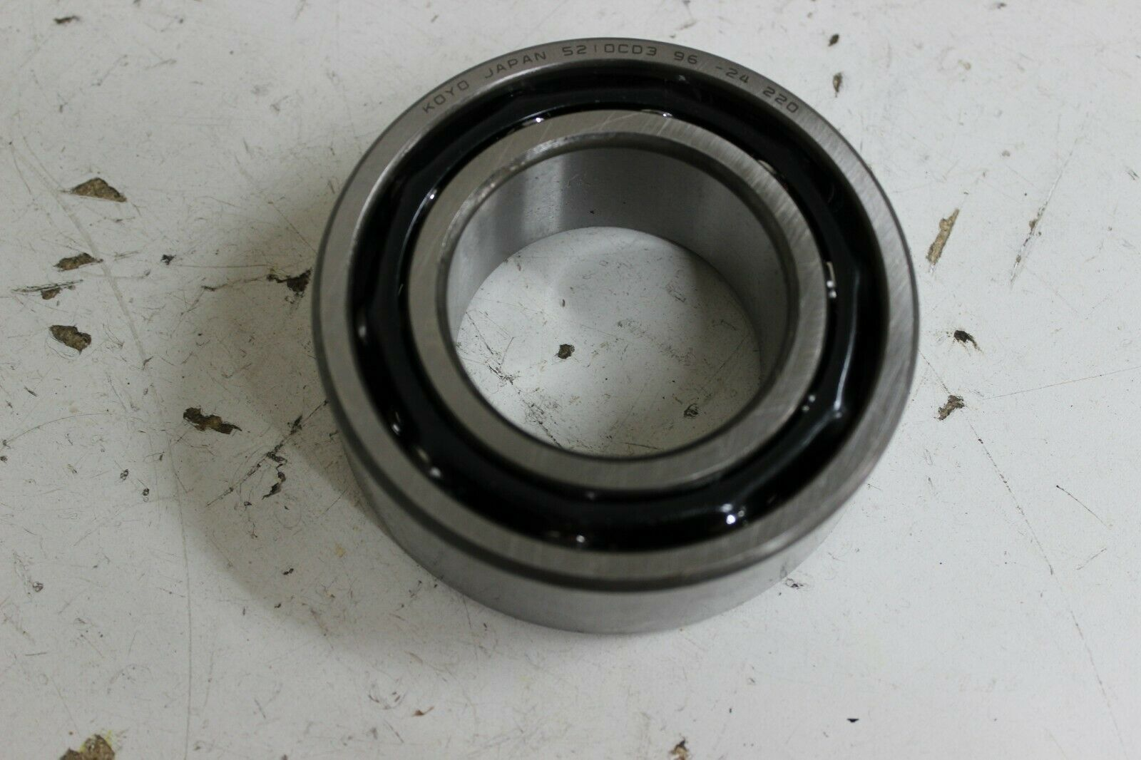 Koyo 5210CD3 Angular Contact Ball Bearing New