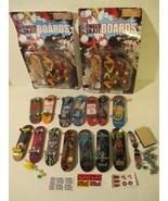 Lot Tech Deck & Misc. Fingerboards Finger Skate Boards - $21.77