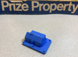 Prize Property Game Piece Tennis And Swim Club Blue Milton Bradley 1974 - $3.95