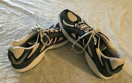 "Vintage 90s Adidas Torsion "" Wish "" Adiprene Chaussures Taille 14 Rare - $40.98"