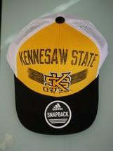 Adidas NCAA Kennesaw State Owls Mens Winning Logo Trucker Cap NWT - $16.34