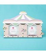 Fabulous Circus tent double frame - Sonogram - Birth - $37.83