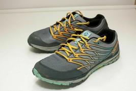 Merrell 9 Gray Trail Running Shoes Women's - $38.00