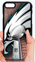 PHILADELPHIA EAGLES CHAMPS PHONE CASE FOR IPHONE X 8 7 PLUS 6S 6 PLUS 5C... - $14.99