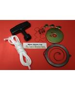 HONDA 79-84 ATC110 Recoil Starter Spring, Rope, Handle & Pull Start Rebu... - $49.97