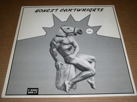 Honest Cartwrights Duh! Record Album Vinyl 4 Song Mini LP - $25.99