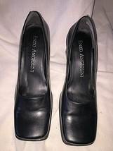 Ladies black shoes from ENZO ANGIOLINI sz 6.5 - $18.47