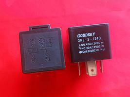 GRL-S-124D, 24VDC Relay, Goodsky Brand New!! - $6.44