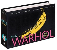 Andy Warhol 365 Takes: The Andy Warhol Museum Collection [Hardcover] Sta... - $123.75