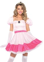 Leg Avenue Rosa Prinzessin Pfirsich Pilz Erwachsene Damen Halloween Kostüm 83094 - $63.25