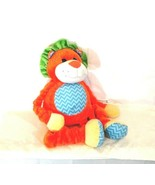 Hugfun Lion Stuffed Plush Stretch Arms Legs Toy Girls Boys Orange 35 inc... - $19.79