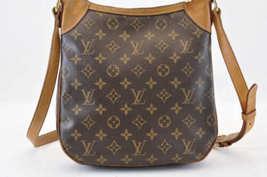 LOUIS VUITTON Monogram Odeon PM Shoulder Bag M56390 LV Auth sa741 image 3