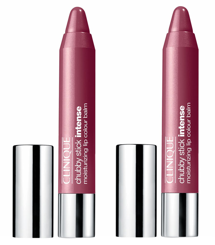 Clinique Chubby Stick Moisturizing Lip Color Balm Broadest Berry - FS - Lot of 2 - $23.50