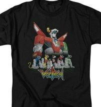 Voltron t-shirt Defender of the Universe retro 80's TV series graphic tee DRM219 image 3