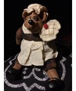 RUSS Berrie Josette Bear Collectible Bear Plush - $6.93