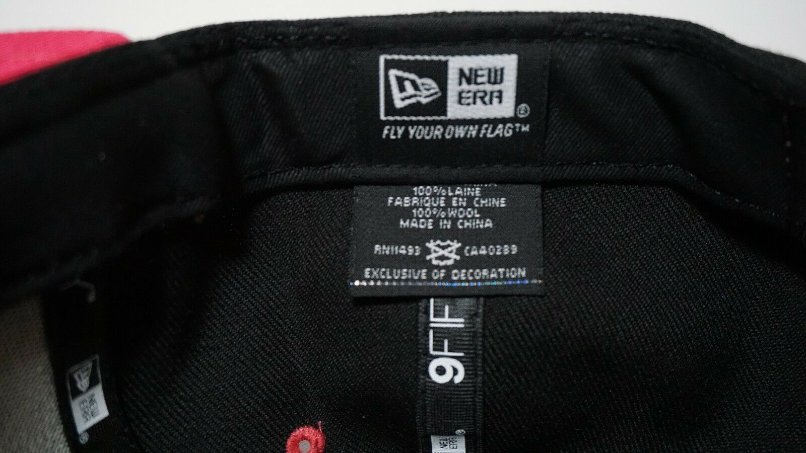 New Era San Antonio Spurs NBA Reflipper 9FIFTY Snapback Cap [Pink/Blk][New]