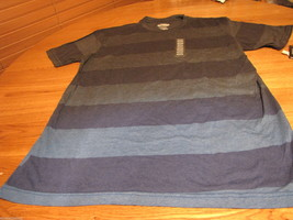 Men's O'Neill  t shirt blue resist 41118711 M MD slim fit Jordy Smith collection - $13.60