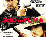 BRAND NEW! FACTORY SEALED! 3:10 to Yuma (Blu-ray Disc, 2008, Widescreen)
