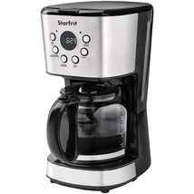Starfrit 12-cup Drip Coffee Maker Machine SRFT024001 - €63,48 EUR