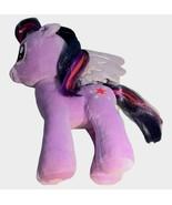 "Build A Bear My Little Pony Twilight Sparkle Purple Princess Unicorn 18""... - $22.49"