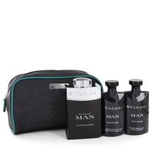 Bvlgari Man Black Cologne by Bvlgari Gift Set -- for Men - $89.00