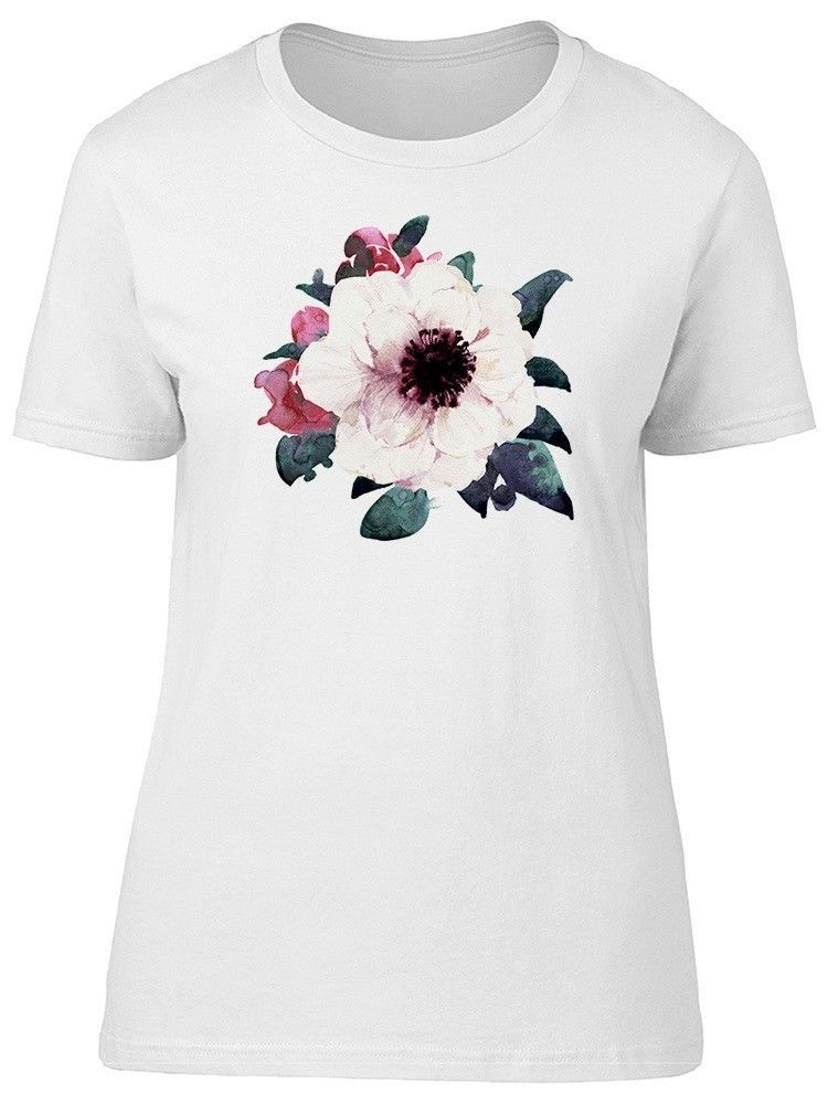 Primary image for White Flower, Cute Spring Women's Tee -Image by Shutterstock