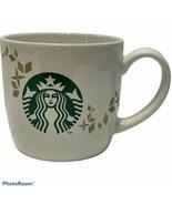 Starbucks Holiday Collection 2013 Mermaid Logo 14oz Coffee Tea Mug Cup - $16.83
