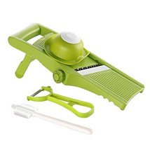 Ourokhome Vegetable Mandoline Potato Slicer - Fry Cutter for Onion Rings... - $23.14