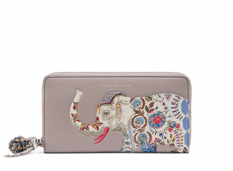 74717013c19b Tory Burch Elephant Zip Continental Wallet and 50 similar items.  20170816230345
