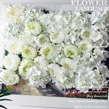 DIY House 20pcs silk flower for wedding party decoration - $33.95