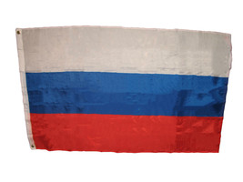 3x5 Russia Russian flag 3'x5' Premium Quality Fade Resistant Flag Brass Grommets - $8.88