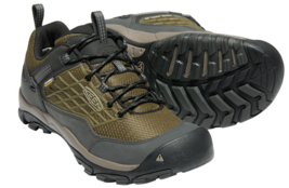 Keen Saltzman Size 9 M (D) EU 42 Men's Waterproof Trail Hiking Shoes Dar... - $104.81