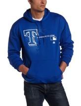 Texas Rangers Hoodie Men's Change Up MLB Authentic Collection Sweatshirt Big