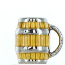 Wade England Miniature Barrel Porcelain Shot Glass