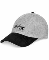 Levi's Men's Classic Wool Adjustable Strap Curved Bill Trucker Baseball Hat Cap image 2