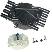 A-TEAM PERFORMANCE GM CHEVY VORTEC V8 5.0L 5.7L AC DELCO CAP & ROTOR D329A D465