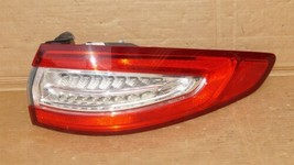 13-16 Ford Fusion LED Taillight Light Lamp Passenger Right RH image 1