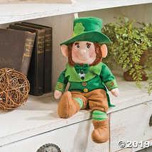 Plush St. Patrick's Day Leprechaun - $19.11