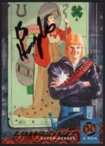 Bo Hampton SIGNED X-Men Art Trading Card ~ Longshot 1994 Fleer Ultra - $16.82