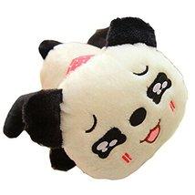 Adorable Panda Plush Dolls Car Decors Bamboo Charcoal Auto Ornaments,7.85.5''