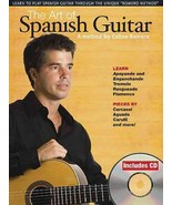 The Art of Spanish Guitar: A Method by Celino Romero - $29.99