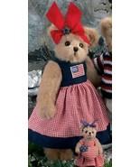 "Bearington Bears ""Reagan"" 14"" Collectible Bear- Sku #1538- New -2005 - $39.99"