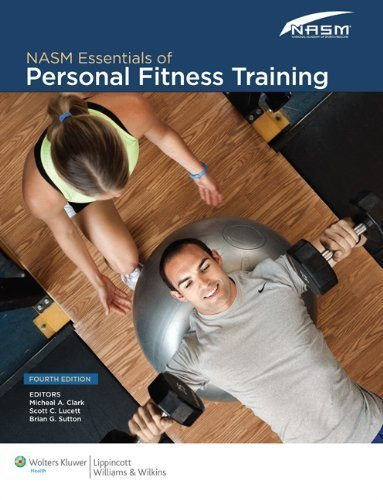 NASM Essentials of Personal Fitness Training Clark, Micheal A.; Lucett, Scott C.