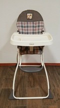 Cosco Simple Fold High Chair with Adjustable Tray Compactable Design - C583 - $891.00
