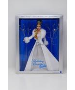 Mattel 2003 Holiday Visions Barbie Special Edition Winter Fantasy Doll NRFB - $56.99